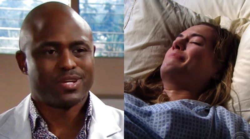 Bold and the Beautiful Spoilers: Hope Logan (Anikka Noelle) - Reese Buckingham (Wayne Brady)
