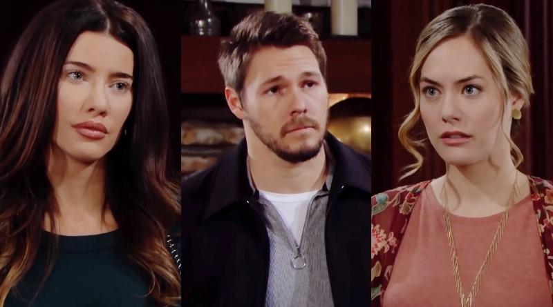 Bold and the Beautiful Spoilers: Steffy Forrester (Jacqueline MacInnes Wood) - Liam Spencer (Scott Clifton) - Hope Logan (Annika Noelle)