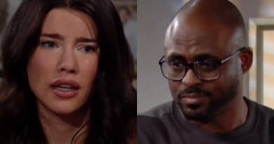 Bold and the Beautiful Spoilers: Steffy Forrester (Jacqueline MacInnes Wood) - Reese Buckingham (Wayne Brady)