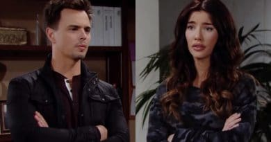 Bold and the Beautiful Spoilers: Wyatt Spencer (Darin Brooks) - Steffy Forrester (Jacqueline MacInnes Wood)