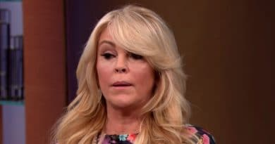 Celebrity Big Brother: Dina Lohan