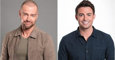 Celebrity Big Brother Spoilers: Joey Lawrence - Jonathan Bennett