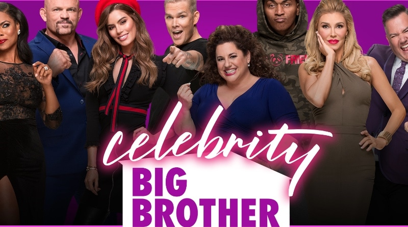 Celebrity Big Brother Spoilers: Ross Mathews - Marissa Winokur - Mark McGrath - Brandi Glanville - Omarosa Manigault - Metta World Peace - Ariadna Gutierrez - Chuck Liddell
