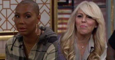 Celebrity Big Brother Spoilers: Tamar Braxton - Dina Lohan