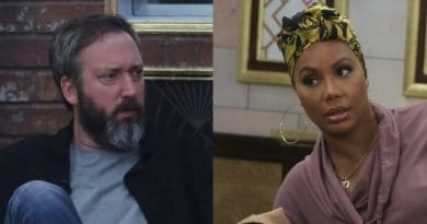 Celebrity Big Brother Spoilers: Tamar Braxton - Tom Green