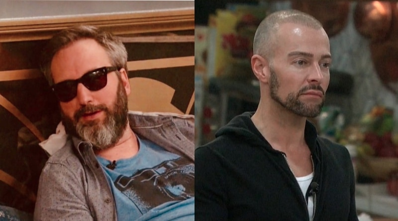 Celebrity Big Brother Spoilers: Tom Green - Joey Lawrence