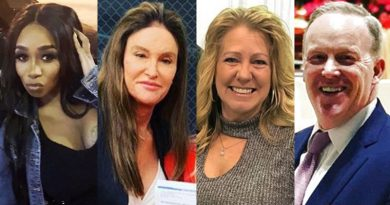 Celebrity Big Brother: Tiffany Pollard - Caitlyn Jenner - Tonya Harding - Sean Spicer