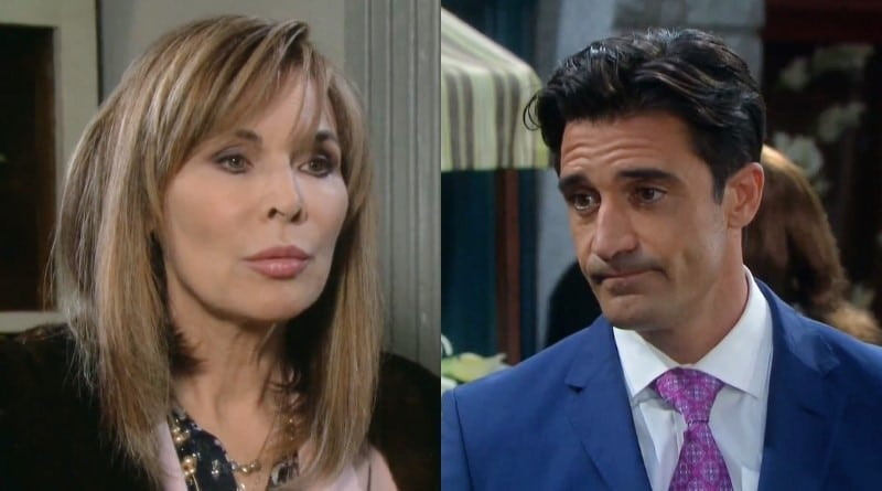 Days of Our Lives Spoilers: Kate Roberts (Lauren Koslow) - Ted Laurent (Gilles Marini)