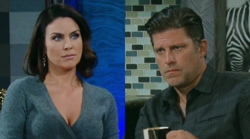 Days of Our Lives Spoilers: Chloe Lane (Nadia Bjorlin) - Eric Brady (Greg Vaughan)