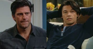 Days of Our Lives Spoilers: Eric Brady (Greg Vaughan) - Xander Cook (Paul Telfer)