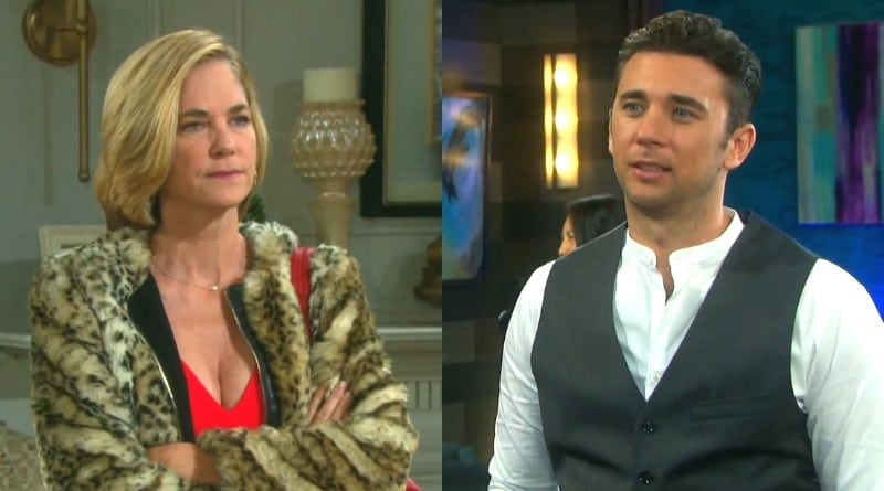 Days of Our Lives Spoilers: Eve Donovan (Kassie DePaiva) - Chad DiMera (Billy Flynn)