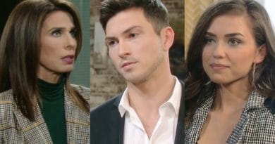 Days of Our Lives Spoilers: Hope Brady (Kristian Alfonso) - Ben Weston (Robert Scott Wilson) - Ciara Brady (Victoria Konefal)