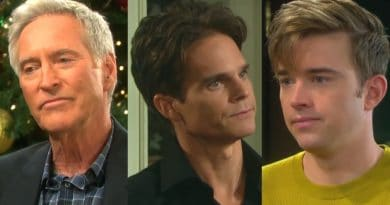 Days of Our Lives Spoilers: John Black (Drake Hogestyn) - Leo Stark (Greg Rikaart) - Will Horton (Chandler Massey)