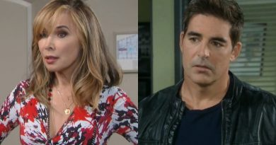 Days of Our Lives Spoilers: Kate Roberts (Lauren Koslow) - Rafe Hernandez (Galen Gering)