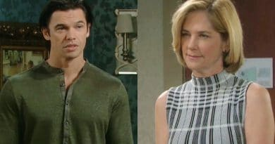 Days of Our Lives Spoilers: Xander Cook (Paul Telfer) - Eve Donovan (Kassie DePaiva)