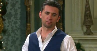 Days of Our Lives Spoilers: Chad DiMera - (Billy Flynn)