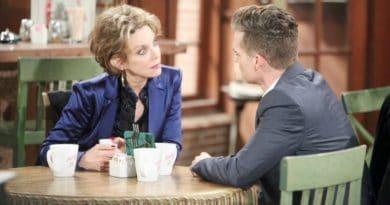 Days of Our Lives Spoilers: Diana Cooper (Judith Chapman) - Leo Stark (Greg Rikaart)