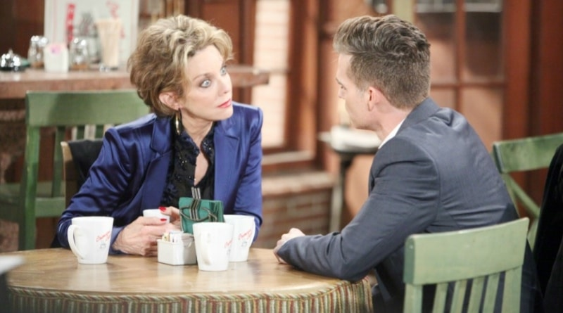 Days of Our Lives Spoilers: Diana Cooper (Judith Chapman) - Leo Stark (Greg Rikaart)