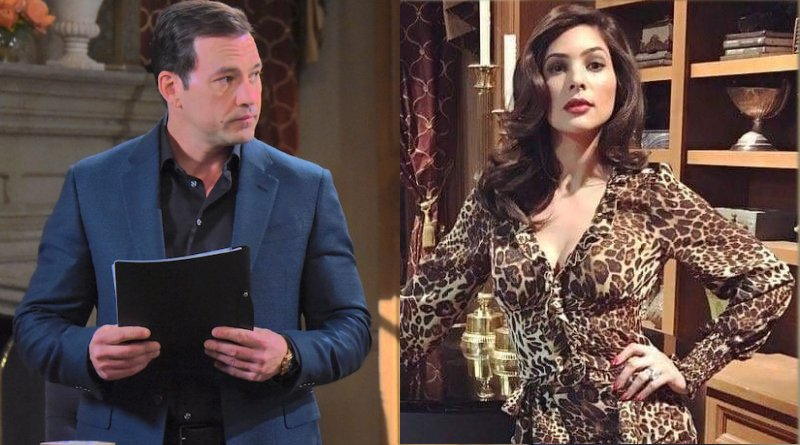 Days of Our Lives Spoilers: Gabi Hernandez (Camila Banus) - Stefan DiMera - (Tyler Christopher)