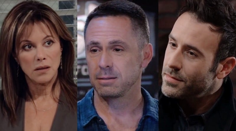 General Hospital Spoilers: Alexis Davis (Nancy Lee Grahn) - Julian Jerome (William deVry) - Shiloh (Coby Ryan McLaughlin)