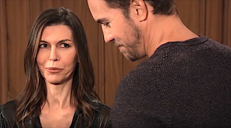 General Hospital Spoilers: Anna Devane (Finola Hughes) - Peter August (Wes Ramsey)