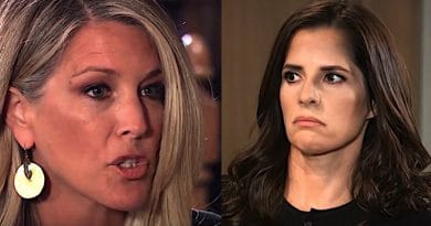 General Hospital Spoilers: Carly Corinthos (Laura Wright) - Sam McCall (Kelly Monaco)