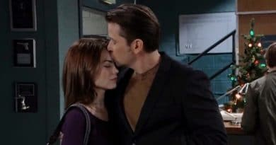 General Hospital Spoilers: Elizabeth Webber (Rebecca Herbst) - Franco Baldwin (Roger Howarth)