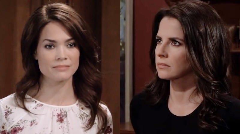 General Hospital Spoilers: Elizabeth Webber (Rebecca Herbst) - Sam McCall (Kelly Monaco)