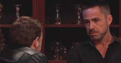 General Hospital Spoilers: Drew Cain (Billy Miller) - Julian Jerome (William deVry)
