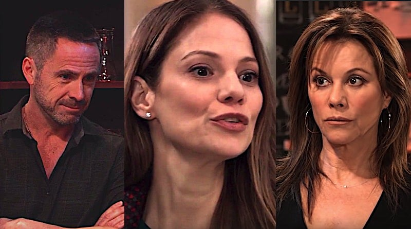 General Hospital Spoilers: Kim Nero (Tamara Braun) - Alexis Davis (Nancy Lee Grahn) - Julian Jerome (William deVry)