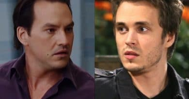 General Hospital Spoilers: Nikolas Cassadine (Tyler Christopher) - Lucky Spencer (Jonathan Jackson)