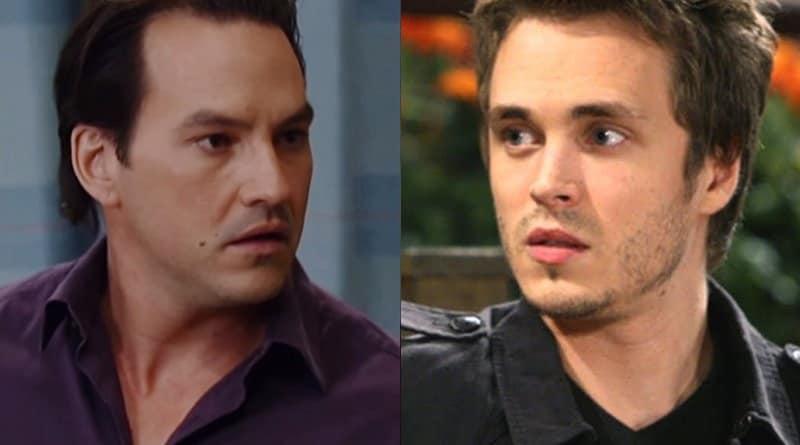 General Hospital Spoilers: Nikolas Cassadine (Tyler Christopher) - Lucky Spencer (Jonathan Jackson)