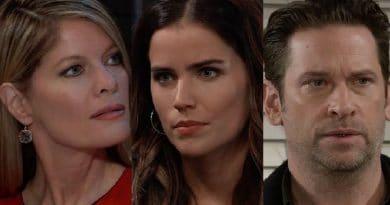 General Hospital Spoilers: Nina Reeves (Michelle Stafford) - Sasha Gilmore (Sofia Mattsson) - Franco Baldwin (Roger Howarth)