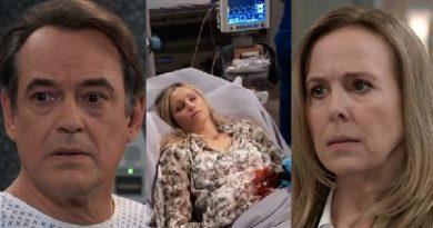General Hospital Spoilers: Ryan Chamberlain (Jon Lindstrom) - Lulu Spencer (Emme Rylan) - Laura Spencer (Genie Francis)