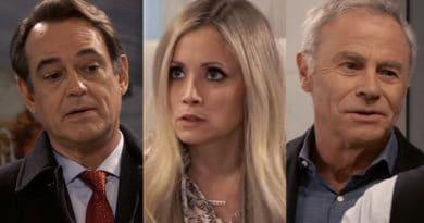 General Hospital Spoilers: Ryan Chamberlain (Jon Lindstrom) - Lulu Spencer (Emme Rylan) - Robert Scorpio (Tristan Rogers)
