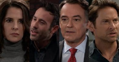 General Hospital Spoilers: Sam McCall (Kelly Monaco) Shiloh Archer (Coby Ryan McLaughlin) Ryan Chamberlain (Jon Lindstrom) Franco Baldwin (Roger Howarth)
