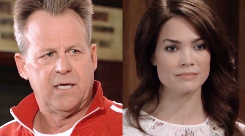 General Hospital Spoilers: Scott Baldwin (Kin Shriner) - Elizabeth Webber (Rebecca Herbst)