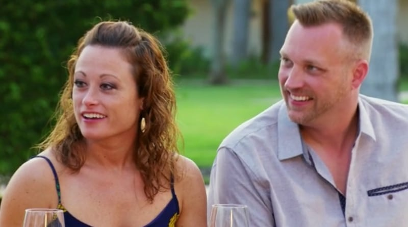 Married at First Sight Spoilers AJ Vollmoeller Stephanie Sersen - Married At First Sight Spoilers