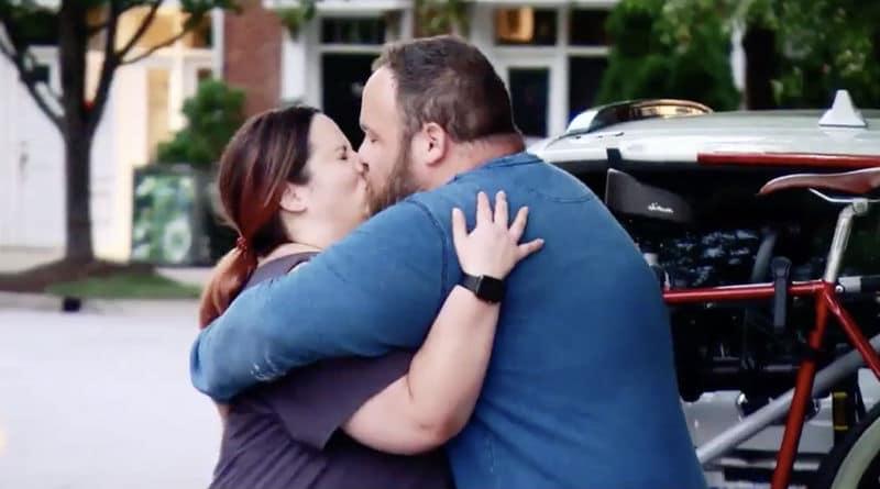 My Big Fat Fabulous Life: Whitney Thore - Buddy Bell - Awkward Kiss