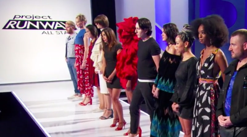 Project Runway spoilers - All Stars