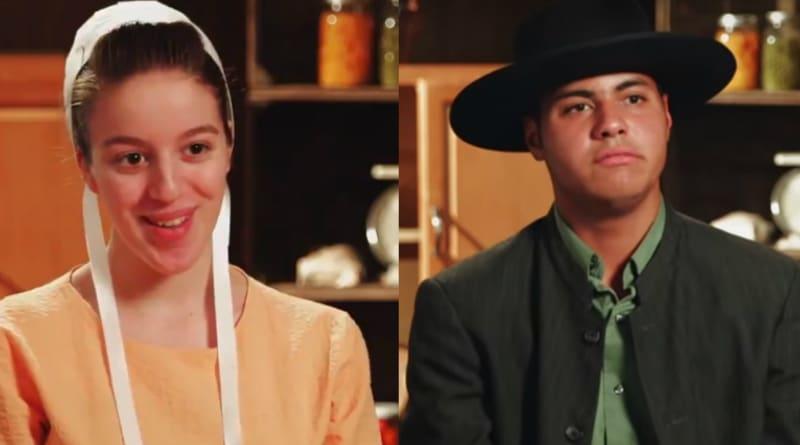 Return To Amish: Lowell - Lisa