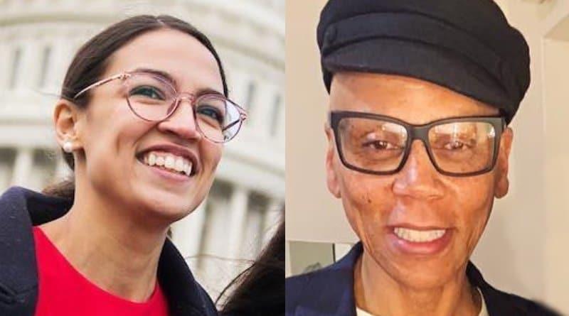 RuPauls Drag Race: Alexandria Ocasio-Cortez - RuPaul Charles