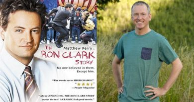 Survivor: The Ron Clark Story - Matthew Perry