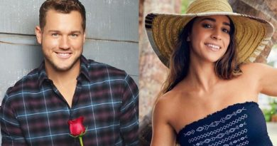 The Bachelor: Colton Underwood - Aly Raisman