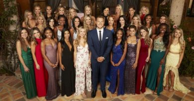 The Bachelor Spoilers: Colton Underwood - Bachelorettes