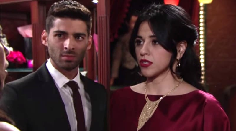Young and the Restless Spoilers: Arturo Rosales (Jason Canela) - Mia Rosales (Noemi Gonzalez)