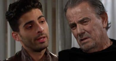 Young and the Restless Spoilers: Victor Newman (Eric Braeden) - Arturo Rosales (Jason Canela)