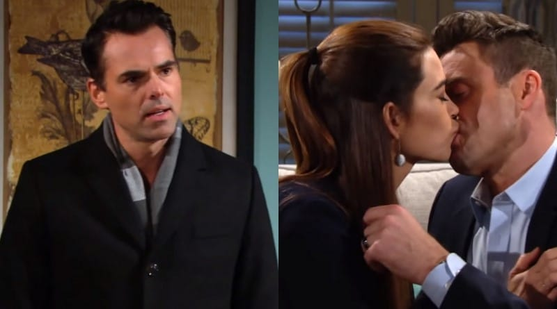 Young and the Restless Spoilers: Billy Abbott (Jason Thompson) - Victoria Newman (Amelia Heinle) - Cane Ashby (Daniel Goddard)