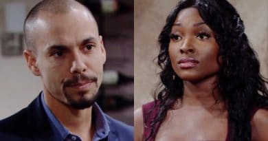 Young and the Restless Spoilers: Devon Hamilton (Bryton James) - Ana Hamilton (Loren Lott)