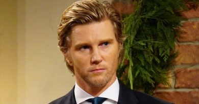 Young and the Restless Spoilers: JT Hellstrom (Thad Luckinbill)